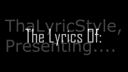 Dmx - Lord Give Me A Sign ( Lyric Video )