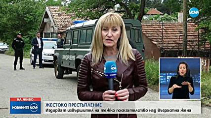 Жандармерия блокира русенско село