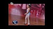 Music idol - 8 годишното момиче Ралица !