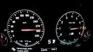 New Bmw M5 (f10) 0-315 km/h
