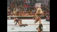 Ashley Vs. Torrie Wilson