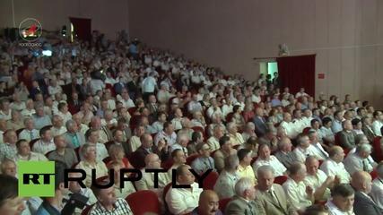 Kazakhstan: Baikonur Cosmodrome prepares to mark 60th Anniversary
