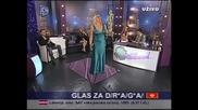 Vesna Zmijanac - Mana [ Peja Show 07.02.2012 ] - Prevod