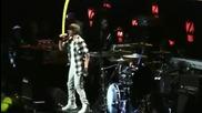 Justin Bieber - Never Say Never [live]