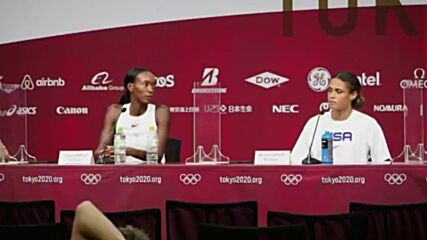 Japan: USA's Sydney McLaughlin wins Tokyo Olympic gold with new world record