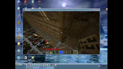 minecraft podobrena kashta