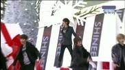*hq* Shinee - Lucifer @ Music Core [25.12.10]