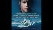 Master and Commander Soundtrack - The Chuckold Comes Out Of The Amery