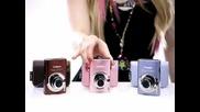 Avril Lavigne - Canon Powershot (comercial 2008)