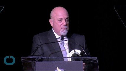 Billy Joel and His Girlfriend Are Expecting Their First Child Together