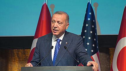 САЩ: Ердоган заяви, че ще продължи да търси справедливост за Хашоги и Морси в Ню Йорк