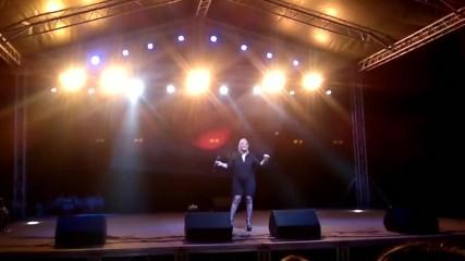 Концерта на Десислава на панира в град Видин - част -1