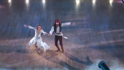 Dancing With the Stars - Карибски пирати