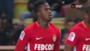 Кейта Балде върна един гол за Монако