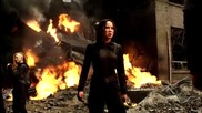Katniss Everdeen - You burn with us