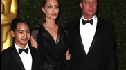 Angelina Jolie's Son, Maddox, is Working on a New Film With his Mom