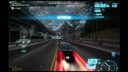 Need fow speed World Race:2- The Friend Race