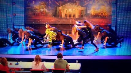Mtv Street dance Kids Team българия търси талант 2014