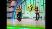 Зумба-забавен фитнес танц