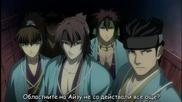[svensubs]hakuouki Shinsengumi Kitan 02 bg sub