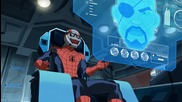Ultimate Spider-man: Web-warriors - 3x16 - Ant-man