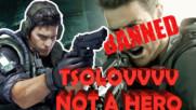 Resident Evil VII - Not A Hero - Tsolovvvv
