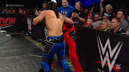 Shinsuke Nakamura vs. Mustafa Ali – Intercontinental Title Match: Smackville 2019 (Full Match)