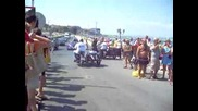 Ретро парад в Несебър