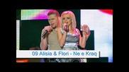 Топ 10 поп - фолк хитове - лято 2010