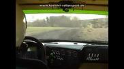 От този по луд няма!!onboard Bmw M3 Rally uhw 2009