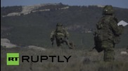 Spain and Portugal: NATO Trident Junctue drills held in Iberian Peninsula
