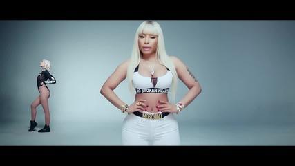 Жестока Премиера 2016 • Bebe Rexha ft. Nicki Minaj -