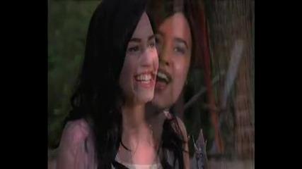 Demi Lovato and Joe Jonas - Camp Rock 2 Wouldnt Change A Thing Рок Лагер 2 [ Високо Качество ]