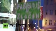 Czech Republic: Pro-refugee march hits Prague on 'Velvet Revolution' anniversary