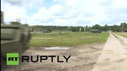 Russia: Officers declare ballistic missile exercises a success