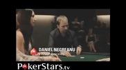 Репортаж с Daniel Negreanu от Pokerstars Pro