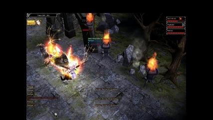 Devilmu Molten Armageddon2 - Rexxar vs azotaa