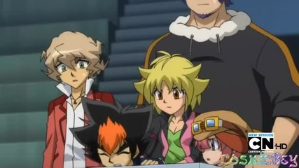 Hd beyblade shogun steel episode 12 P2