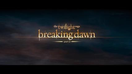 The Twilight Saga: Breaking Dawn - Part 2 - Teaser Trailer