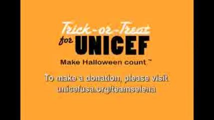 Trick or Treat for Unice ( Selena Gomez )