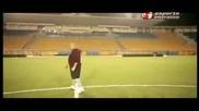 Роналдо отговори на Реми Гайлар с изпълнение.