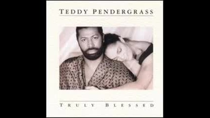 Lisa Fisher and Teddy Pendergrass - Glad To Be Alive