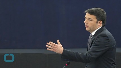 PM Renzi Presents Reform to Boost Italy's Sub-standard Schools