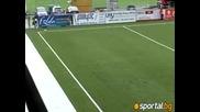 22.06.2010 Дъндолк 0 - 2 Левски (лига Европа)