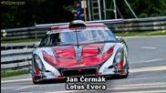 Lotus Evora - Jan Cermak - Bergrennen Mickhausen 2012
