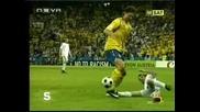 Ритане на футболисти по топките и късане на главата на вратаря