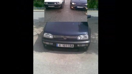 Golf 1.9 T Lubimetz