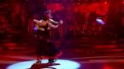 Joe and Katya Paso Doble to Diablo Rojo 2017