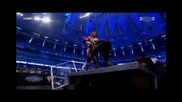 [rt] Wm 27 Triple H vs. The Undertaker part 1