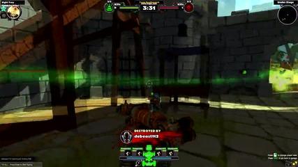 Българската игра Guns & Robots с релийс в Steam
